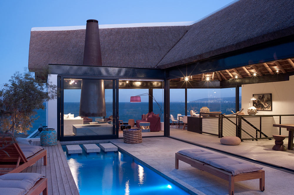 South Africa on Modern Luxury House In Johannesburg